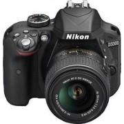 Nikon D3300 + Обектив 18-55 nonVR + Чанта CF-EU05 + Карта 8GB (Class 10)