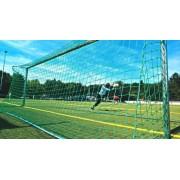 Plasa poarta fotbal 7,32 x 2,44 m, adancime 80x200cm