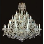 Crystal chandelier 4050 42/21P-505S