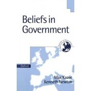 Beliefs in Government by Max Kaase