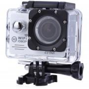 "Cámara Deportes SJ7000 1080P 2.0"" WiFi 170°Sports Camera US PLUG-Blanco"