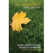 On Heidegger's Being and Time by Reiner Schurmann