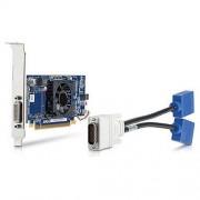 HP QK638AA HD 6350 Scheda Grafica DMS59, Blu