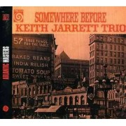 Keith Jarrett Trio - Somewhere Before (0081227659622) (1 CD)