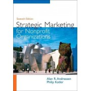Strategic Marketing for Non-Profit Organizations by Philip Kotler