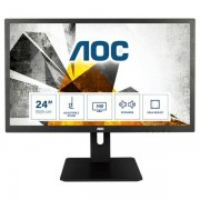 "AOC E2475pwj 23.6"" Full Hd Nero Monitor Piatto Per Pc 4038986145527 E2475pwj 10_0g30248"