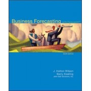 Business Forecasting with Student CD by J. Holton Wilson