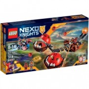 LEGO® NEXO KNIGHTS™ Carul Haosului al lui Beast Master 70314