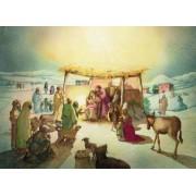 Let Us Adore Him by Caren Adams