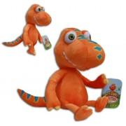 Buddy Tyrannosaurus 10'' Orange Dinosaur Train New Soft Doll Toy Plush Cartoon TV Serie Jim Henson by Play by Play