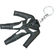 Breloc moto KEY-RING *LEATHER SUIT* APPROX. 8,5 X 8,5 CM