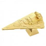 Puzzle DIY 3D Montado modelo de juguete estrella Destructor Brass - Golden