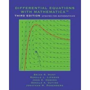 Differential Equations with Mathematica by Brian R. Hunt