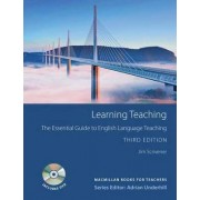 Learning Teaching 3rd ed with DVD - The Essential Guide to English Language Teaching by Jim Scrivener