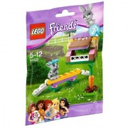 Mini house 41022 and Lego Friends rabbit (japan import) by Toyland