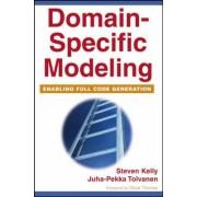 Domain-Specific Modeling by Steven Kelly