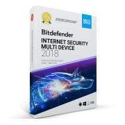 Bitdefender Internet Security 5PC 1jaar