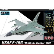 1/72 USAF F-16C Multirole Fighter MCP #12541 ACADEMY