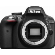 Aparat Foto DSLR Nikon D3300 24.7MP Body Negru