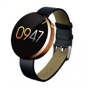 Sannysis DM360 Heart Rate Monitor Tracker Bluetooth Smartwatch für iOS Android
