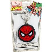NJ Croce Spider-Man Icon Key Chain