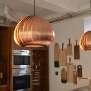 Tom Rossau - Suspension ou lampe à poser TR 12 - fraiche et légère ! éco, déco et design