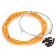 JAGWIRE 53085 montana moto freno de disco linea tubo Kit - naranja