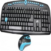 iBall Dusky Duo Wireless Keyboard with Wireless Mouse