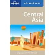 Lonely Planet Central Asia Phrasebook by Justin Jon Rudelson