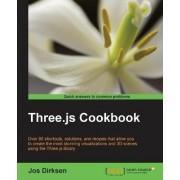 Three.Js Cookbook by Jos Dirksen