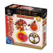 Joc de Creatie - CreativeKit - Spumini Magneti de Frigider