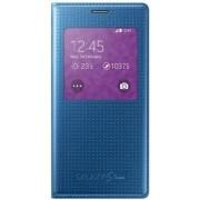 Husa Samsung S View Cover EF-CG800BEEGWW pentru Galaxy 5 Mini G800 (Albastru)
