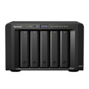 NAS SYNOLOGY DS1515 5 BAHIAS/2.4GHZ/2GB DDR3/LAN GIGABITX4/USBX6/HASTA 50TB Y CON UNIDADDES DE EXPANSIN X2 HASTA 150TB/HOT-SWAP