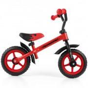 Bicicleta fara pedale Milly Mally Dragon red