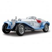 Bburago model auto Alfa Romeo 8C 2300 Spider 22 cm