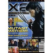 The X-Men Official Magazine Hors-Série N° 2 : X2 : The Official Souvenir Movie Magazine