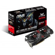 ASUS AMD Radeon R9 380 2GB 256bit STRIX-R9380-DC2OC-2GD5-GAMING