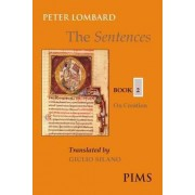The Sentences: Book 2 by Peter Lombard