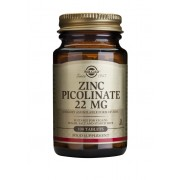 Zinc Picolinate 22mg 100 tablete