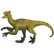 Safari Ltd Great Dinos Velociraptor - Realistic Individually Hand-Painted Toy Figurine Model - Quality Construction from Phthalate and Lead-Free Materials - For Ages 3 And Up
