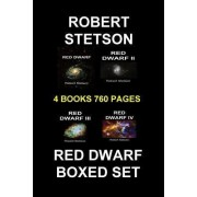 Red Dwarf Boxed Set by Robert Stetson