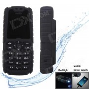 "XiaoCai X6 Waterproof GSM Bar Phone w/ 1.77"" Screen"