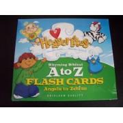 Heavenites Rhyming Biblical A to Z Flash Cards