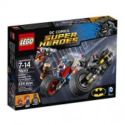 LEGO Super Heroes Batman(TM): Gotham City Cycle Chase 76053