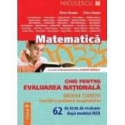 Matematic and 259 . Ghid pentru evaluarea na and 355 ional and 259 . 62 de teste de evaluare dup and 259 modelul MEN.