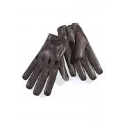 Walbusch Cabrio-Handschuhe Braun 8,5