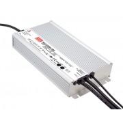 LED tápegység Mean Well HLG-600H-12A