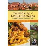 The Cooking of Emilia-Romagna by Giovanna Bellia La Marca