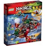 LEGO Ninjago Ronin R. E. X. 70735