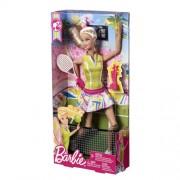 Barbie W3767 - Bambola, Campionessa di tennis